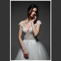 Jennifer suknia ślubna z